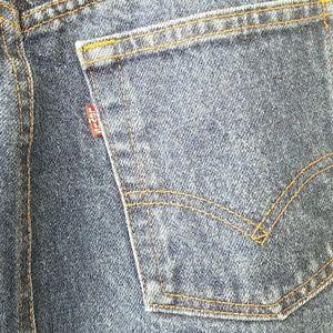 Levi's Skirts - Vintage 1980s 1990s Levi's Denim Jean Skirt
